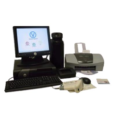 SISYS Visitor Express secure visitor management systems