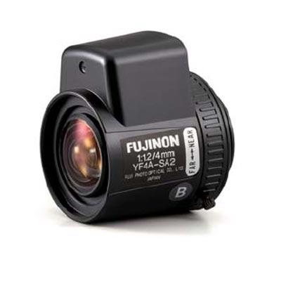 Fujinon YF4A-SA2B CCTV camera lens with auto iris