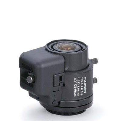 Fujinon latest fastest standard aspherical vari-focal lens