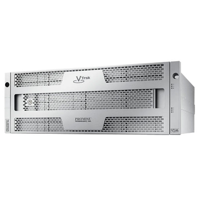 Promise Technology A3800fDM all-in-one storage appliance for rich media