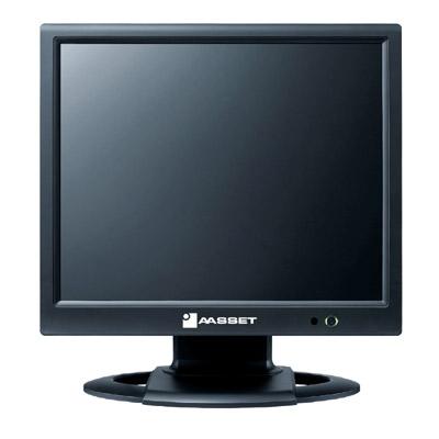 AASSET AST LCD17BB CCTV monitor