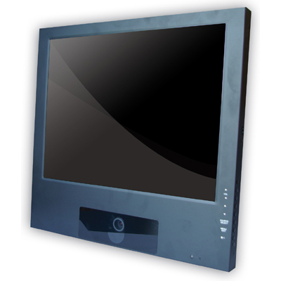 AASSET AST LCD19CAM LCD monitor with built in camera