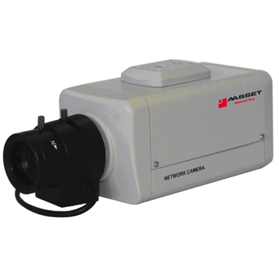AASSET AST NC1201M2 colour/monochrome 2.0 megapixel IP camera