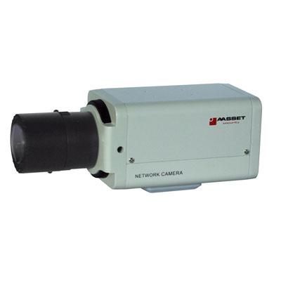 New range of AASSET IP security cameras