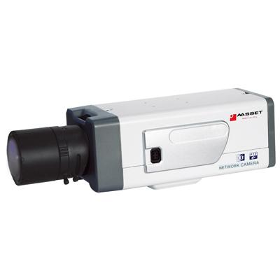 AASSET presents new day/night 1.3 megapixel IP camera