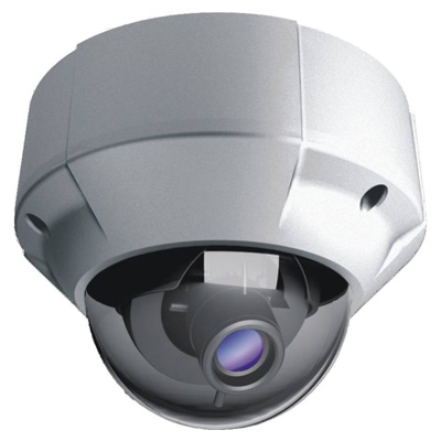 Aasset Security presents the AST NC9603M1 IP anti vandal fixed dome