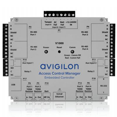 Avigilon AC-HID-LSP-ACMEC-KIT16 16 door reader kit