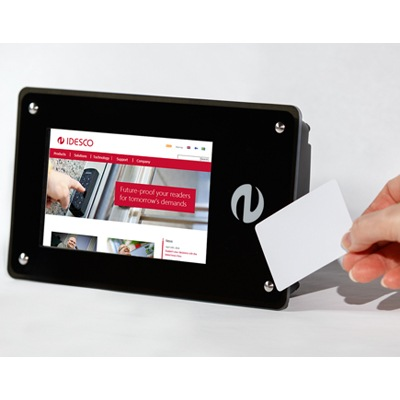 Idesco Access Touch 4.0 RFID Touch Screen Reader