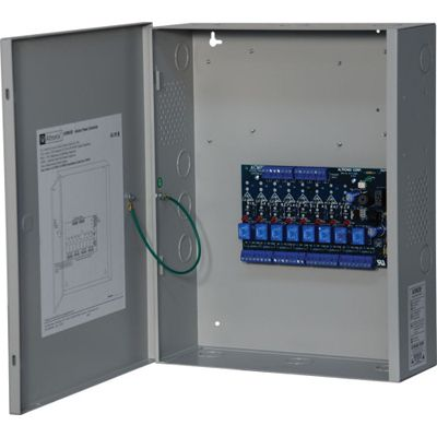 Altronix ACM8CBE Multi-Output Access Power Controller