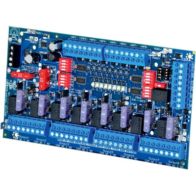 Altronix ACMS8 Multi-Output Access Power Controller