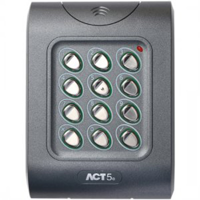 ACT 5e Digital Keypad with 5 amp lock output