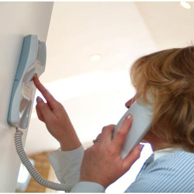 ACT ACTentry A10 Door Intercom Handsetaudio, video or keypad entry with IP54 protection