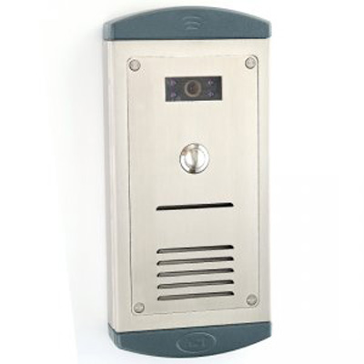 ACTentry V-IP FP door entry with audio video over IP