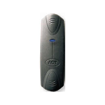 ACT ACTpro MF 1030 access control reader with mullion mounting