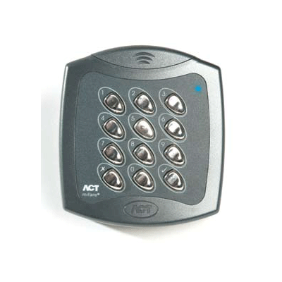 ACT ACTpro MF 1050 access control reader with built in buzzer