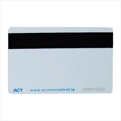ACTProx Duo Card - ID printable card with magnetic strip, from ACT