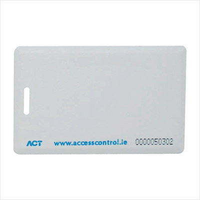 ACTProx HS Card from ACT - extremely durable access control card from ACT