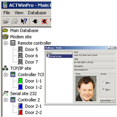 ACT ACTWin Pro-Contact