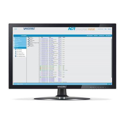 Vanderbilt ACT Enterprise Software: Secure Access Control Environment