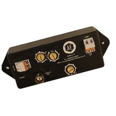 Addlestone BH185 video launch amplifier and active balun for twisted pair cable
