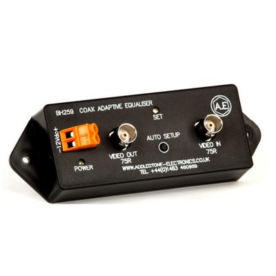 Addlestone BH259 adaptive video equaliser