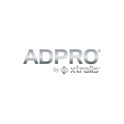 ADPRO 49975524 - FastTrace 2X 8 video channel intrusion Trace license - 3 year only