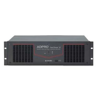 ADPRO 55403200 - 8 IP channel 2 TB FastTrace 2 Hybrid with 20 monitored I/P, 8 relay O/P, 1 comms & no DTC