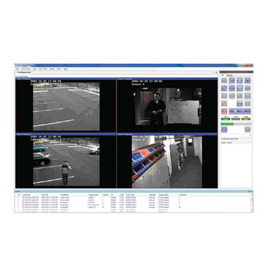 ADPRO VCPSW-1-USB video security management software