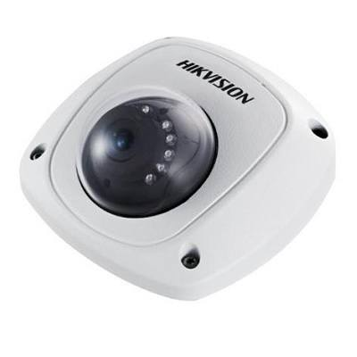 "Hikvision AE-VC011P-IRS 700TVL 1/3"" DIS IR Dome Mobile Camera"