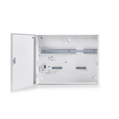 Bosch AEC-AMC2-UL01 AMC enclosure with 1 DIN rail
