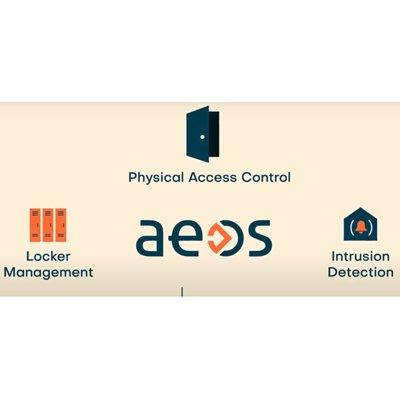Nedap AEOS physical access control