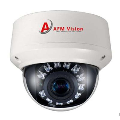 AFMVision AFM-ITWVF-2MP-D 2.1 megapixel vandal proof WDR IP dome camera