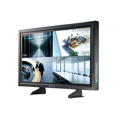 "AG Neovo RX-W32 large-format, featured-packed 32"" widescreen display protected by NeoVTM Optical Glass and a durable metal frame frame for serious 24/7 security environments"