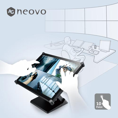 AG Neovo TX-15 TFT LCD CCTV monitor