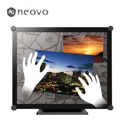 AG Neovo adds TX-Series touch displays for professionals