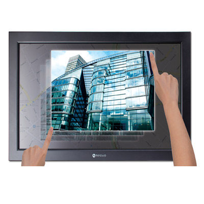 "AG Neovo TX-W32 - Advanced optical touch technology in  a 32"" AG Neovo hard glass display designed with the durability and versatility for the most demanding hands-on environments"