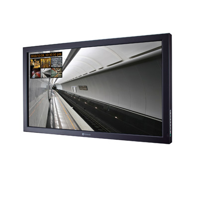 """AG Neovo TX-W42 - 42"""" multi-touch display engineered with advanced optical touch technology and NeoV™ Touch Glass for the busiest and most engaging public environments"""