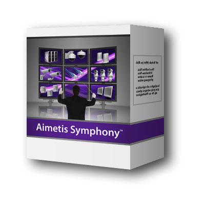 Aimetis Aimetis Symphony CCTV software