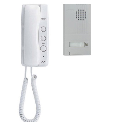 Aiphone DA-1AS two-wire electric lock door phone
