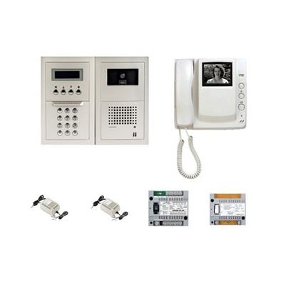 Aiphone GF-VDGF/KIT video digital door station - Flush mount kit