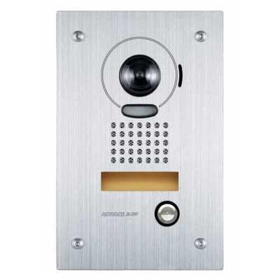 Aiphone JKFS-1 stainless steel video panel