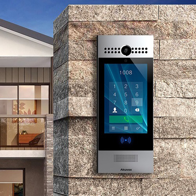 Redefining intercom: Akuvox R29S smart Android video door phone