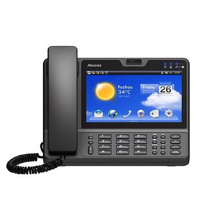 Akuvox VP-R47G SIP-based, Gigabit IP Video Phone