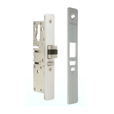 Alpro 5245701 mechanical digital lock with electric strikes