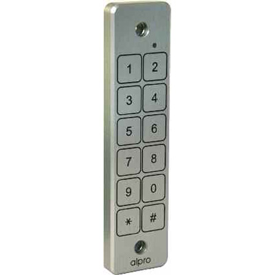 Alpro AS-626S-200/3M vandal resistant waterproof keypad