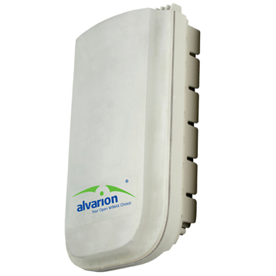 Alvarion BreezeMAX Extreme outdoor WiMAX base station for fixed and nomadic services