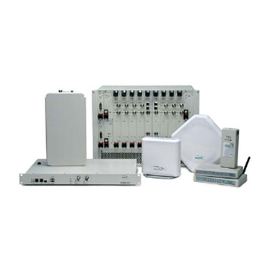 Alvarion BreezeMAX PRO CPE Integrated Intel PRO/Wireless 5116 broadband interface