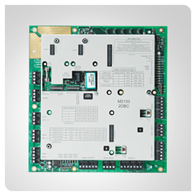 AMAG Symmetry G4T-M2150-001 8DBC controller supports 20,000 cardholders