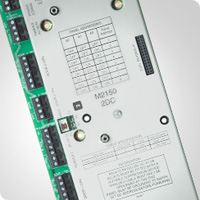 AMAG Symmetry M2150-8DC 8DC door controller supports 16 readers