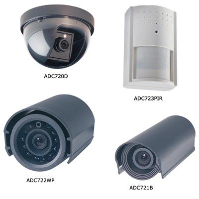 American Dynamics ADC721B CCTV camera